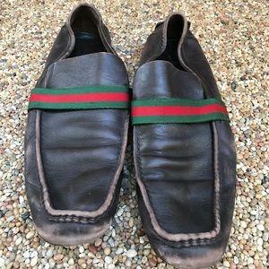 Gucci men's shoes 11.5